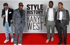 Style History: Kanye West's Dressed Up Looks