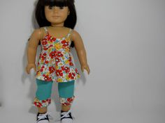 American Girl doll clothes 18 inch doll clothes 2 by thesewingshed, $9.99