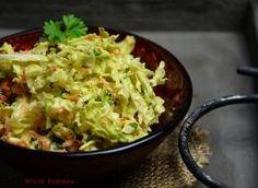 Prosta surówka z kapusty pekińskiej Cabbage, Salads, Pekin, Vegetables, Food, Essen, Cabbages, Vegetable Recipes, Meals