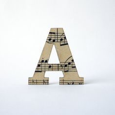 The Letter A | Type Design