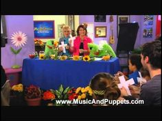 Why Do Ya Worry? - TBN Behind the Scenes - Mary Rice Hopkins and Puppets with a Heart by Darcie Maze - YouTube