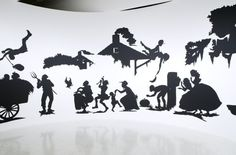 Silhouettes, Relieved | The Studio Museum in Harlem