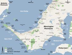 350px-Mornington_Peninsula_Map.PNG (350×267)
