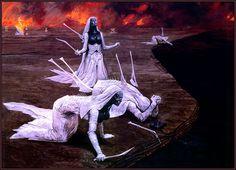 Wayne Barlowe - Unholy Communion
