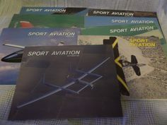 Collection of 8 Sport Aviation magazines from by SomethingGeeshy