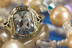 Exquisite Detailing - Antique Engagement Rings