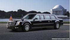 Presidential Cadillac Limousine