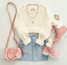 Das perfekte  alltags Outfit , mit dem du nicht nur gut aussiehst sondern das auch noch super bequem ist