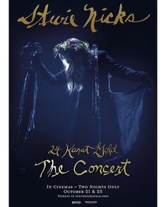 STEVIE NICKS 24 KARAT GOLD THE CONCERT - Tickets on sale Sept 23rd. StevieNicksFilm.com Rock & Roll Hall of Fame icon Stevie Nicks brings…