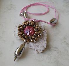 Pattern bijoux: Ciondolo Veronika