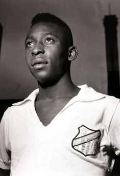 Pelé, 1960. Was a huge fan of his in my early career (late 1960's through early 1980's)