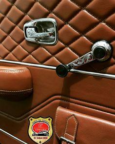 Cars Interior Detail 41 New Ideas Car Interior Upholstery, Automotive Upholstery, Custom Car Interior, Truck Interior, Fusca German Look, Vw Bus, Golf Mk1, Vw Variant, Family Car Decals