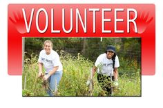 Volunteer in your community to make a difference!