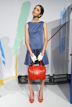 Alice + Olivia RTW Spring 2013 - Runway, Fashion Week, Reviews and Slideshows - WWD.com
