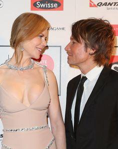 Nicole Kidman and Keith Urban ♡