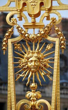 An Idealized Sculpture Of The Sun King Louis Xiv