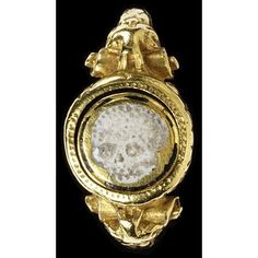 In the sixteenth and seventeenth century, the practice of bequeathing rings belonging to the deceased to friends and family was gradually replaced by the custom of leaving a sum of money to buy commemorative and mourning rings. Later in the seventeenth century, rings were distributed at the funeral service to be worn in memory of the deceased. 'Memento mori' (remember you must die) inscriptions and devices such as hourglasses, skulls, crossbones and skeletons became fashionable on many types of