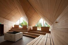 Jordanbad Sauna Village / Jeschke Architektur&Planung