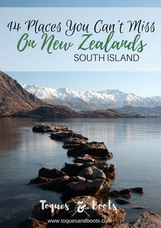 Of all the things to do in New Zealand, The South Island has a large majority of them. Each one of these 14 things to do on the South Island are unique, beautiful, and unforgettable. Travel to the South Island and we promise you won't regret it! New Zealand Food, New Zealand South Island, Visit Australia, Australia Travel, Australia 2017, New Zealand Adventure, New Zealand Travel Guide, South Pacific, Amazing Destinations