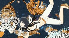 Space Tiger (Supeesu Taigaa), Yumiko Kayukawa