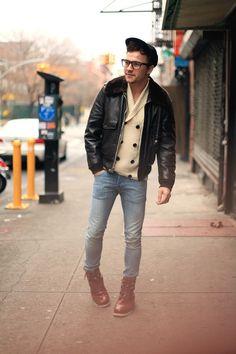 Idée et inspiration Look street style pour homme tendance 2017   Image   Description   Casual