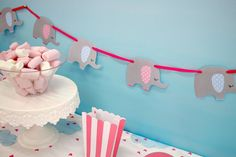 Free Printable Baby Shower Bunting