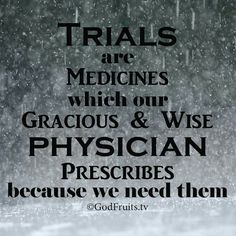 #God has the cure for many ailments! He also prescribes #faith, #hope and #love!
