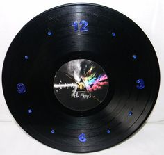 PINK FLOYD Dard Side of the Moon Inspired by PandorasRecordArt, $25.00