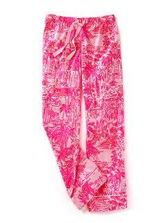 Lilly Pulitzer Pajama Pant