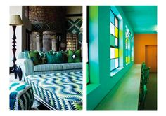 Using colour, texture and pattern the work of the Cecile & Boyd Foundation is to use the design knowledge gained by the Interior Design form to transform creative spaces for children Foundation, Knowledge, Spaces, Colour, Texture, Interior Design, Deco, Children, Creative