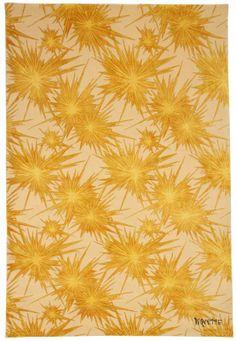 Rubini golden sunburst
