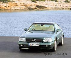 Mercedes-Benz SL-Roadster der Baureihe 129