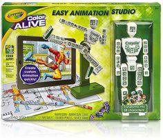 Crayola Color Alive Easy Animation Studio $6.13 (amazon.com)