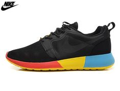 promo code fc993 bf45c 2015 Mens Nike Roshe One Hyperfuse Premium Quickstrike Running Shoes  Black,Wholesale Cheap Nike,