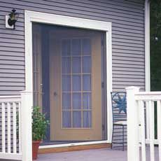 Screen Doors On Pinterest Retractable Screen Door