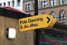 Killer Pole Dancing?