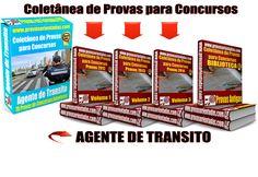 Coletânea de Provas para Concurso - Agente de Transito