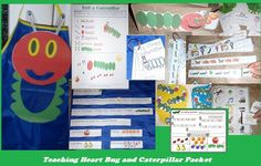 Hungry Caterpillar Packet