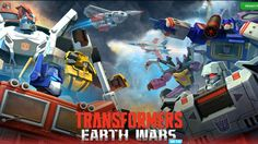 Transformers: Earth Wars Announced (New Game) - http://wp.me/p67gP6-5il