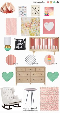 Project Bambino » In a Happy Place Nursery Design