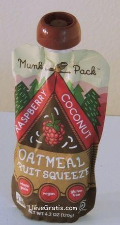 Productos Para Probar Gratis Oatmeal With Fruit, Ketchup, Hot Sauce Bottles, Natural, Food, Ties, Shapes, Products, Nature