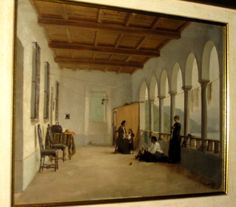 La Casneda, Luino, (VA), Raffaele Casnedi, pittore