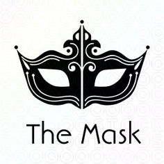 The Mask logo - Sold