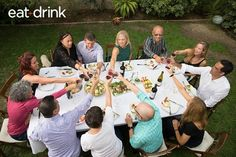 Love food, wine, and entertaining? So do we! Visit us at our newly revamped website www.eatplusdrink.com and get the dish on the latest and greatest restaurants, recipes, entertaining tips & tricks, and more.