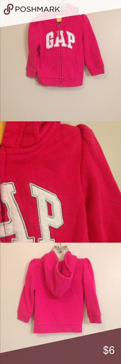 Gap hoodie Gap hoodie. Slight pilling, and small stain front right pocket, see last pic. GAP Shirts & Tops Sweatshirts & Hoodies