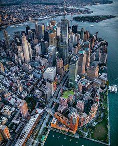 Lower Manhattan, NYC More