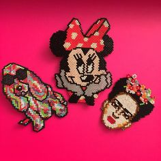 Favori miyukiler #handmade #unique #uniquegifts #fridakahlo #minniemouse #cooldog #cool #lovely #fashion #style #instalike #red #love #instagood #likeforlike #nofilter #accessories #jewelry #amazing #gift #shopping