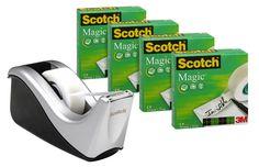Scotch Magic teippi - niitä kuluu koko ajan!
