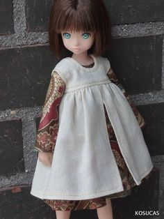 Outfit for Azone and ruruko dolls.