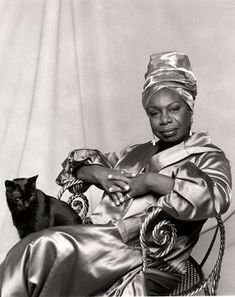 Nina+Simone+Cat+Queen.jpg (317×400)